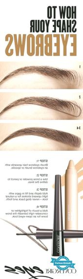 Filling the eyebrows does not have to be tedious. Just hold it #weddingideas #we…