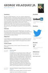 Visualcv Ceo Founder Resume Samples Visualcv Resume Samples Database Cb45df88 Resumesample Resumefor Jobs For Teachers Resume Resume Template