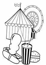 malvorlagen gratis zirkus | aiquruguay