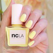 NCLA – Tennis Anyone? Cruelty-Free & Vegan Nail Polish Review