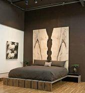 Bett selber bauen für ein individuelles Schlafzimmer-Design