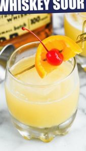 ✔ Cocktails Rezepte Whisky Sour #bartenderlife #mixologyart #cocktail   – Cocktails Recipes