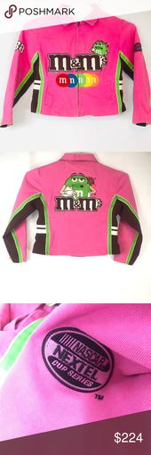 Xl Nascar 38 M M Jacket Pre Owned In Great Condition Some
