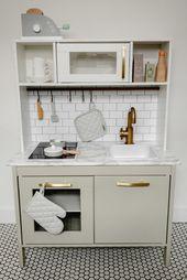 Skandinavische Moderne IKEA Play Kitchen Hack – JESS CRAVEN