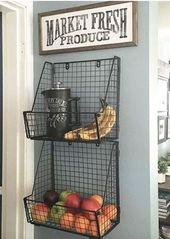 Die besten Ideen für die Küchenorganisation: Sch…