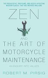 Book Summary Zen And The Art Of Motorcycle Maintenance Robert