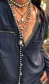Super Vintage Hochzeit Schmuck Perlen Juwelen Ideen   – DIY