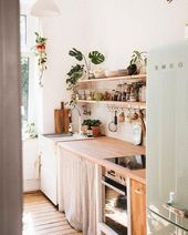 12 bohemiska kök som får oss att vilja laga mat medan vi bär en kaftan