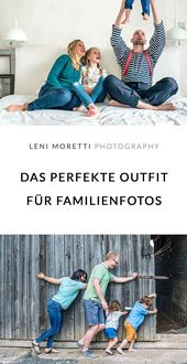3 Outfits, die jedes Familienshooting versauen   – Familie Outfit  |  Fotoshooting