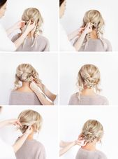 ▷ 1001 + ideas for beautiful hairstyles plus do-it-yourself instructions