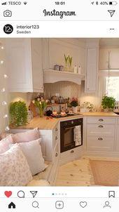 Kitchen – # furnishing ideas # kitchen – # furnishing ideas # kitchen #landhouse style
