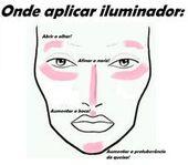 Truque de maquiagem: aplicar iluminador – Sim, senhorita