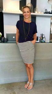 99 Sommer-Workwear-Outfit-Ideen – Was im Büro anziehen – #casual #Ideas …