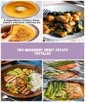 ¡Paleo tortillas de camote hechas con dos ingredientes! Un fácil sin gluten y …   – military-diet-plan