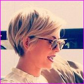 Cute Short Pixie Cuts – Blonde, Black and Layered Pixie Cuts