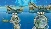 Underwater city, Futuristic city, Futuristic architecture, Underwater house, Future technology, Floating city – How Mankind could one day live in Futu…