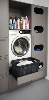 19 Most Beautiful Vintage Laundry Room Decor Ideas (eye-catching looks)
