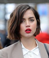 Gorgeous Chin Length Bob Hairstyles 2018 for women