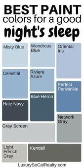 Paint Colors Bedroom // Master Bedroom // Bedroom Ideas // Bedroom Decor …