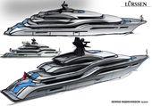 Dennis Ingemansson – Superyacht Design – Luxury Yacht Stylist