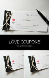 Descargable: Vales de amor para tu pareja en San Valentín