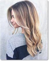 20 süße und leichte blonde Balayage Frisuren – Beste Trend Mode – Haare