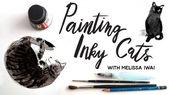 Malen von Inky Cats #Sponsored