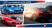 2019 LA Auto Show Roundup: A-To-Z Guide To All The Debuts (Day 3)