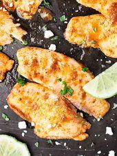 Baked Fish Tacos