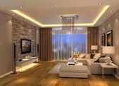 Moderne Wohnzimmer Ideen – Die Zahl der Quadratmet…