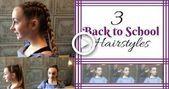 Back 2 School Braiding Hairstyles Dancer Amelia #amelia #braiding #hairstyle