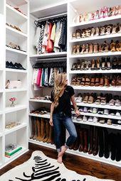 Smart Trick zum Schrank Schuh Regale – Kleiderschr…