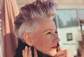 99 erstaunliche Haarschnitte für Frauen über 50 (alle Gesichtstypen)