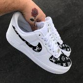 Prime 10 des coups de pied Nike Air Power 1 personnalisés – Web page 2 sur 10 – WassupKicks – Chaussure