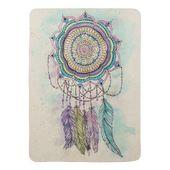 tribal hand paint dreamcatcher mandala design baby blanket | Zazzle.com