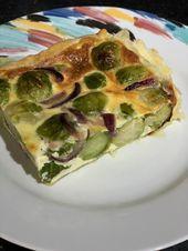 Was koche ich heute? Nicht nur für Rosenkohl Freunde, wie mich #lecker essen #R…