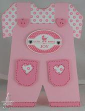 Baby Cards Cat's Ink.Corporated: JAI#5 and ESAD - SU Challenge #4 - Baby Overalls