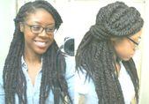Wash Day | Lazy Hair Days In Marley Twists