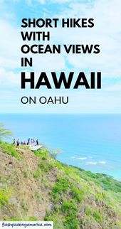 Journey Hawaii trip concepts for finest quick simple hikes in Hawaii on Oahu with oc…