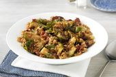 Roasted Brussels Sprouts & Farro Salad   – Recipes