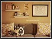 Image result for picture arranging above couch – #…