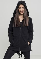 Urban Classics Curvy Sweat Jacket Damen, Schwarz, Größe XL – Products
