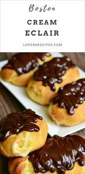 Wunderbares hausgemachtes Dessertgebäck, das viel einfacher ist, als es sich anhört. #Rezepte #…