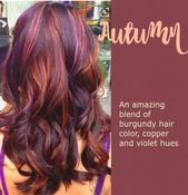 29 Ideas hair color autumn dyes for 2019