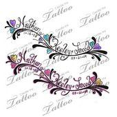 Name Tattoo Ideas | Tattoo ideas with kids names   – tattoos