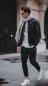 Lässige Outfits für die Young Souls #menstyle #menfashion #fashionformen #modamas … – Stylez