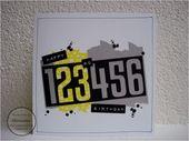 Miranda's Creaties – Themadag #21: Happy 23rd birthday. awesome idea to use the …  – Inspiring Ideas