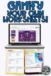Editable Digital Infographic Google Syllabus Templates