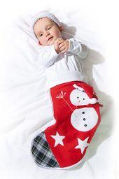 8 Adorable Photo Ideas For Baby's 1st Christmas – Christmas Photos