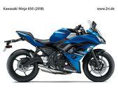 Kawasaki Ninja 650 (2018) – Kawasaki Ninja 650 (2018) –   – Sport